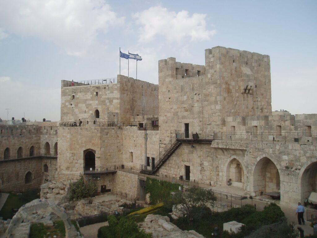 Davidzitadelle, Jerusalem