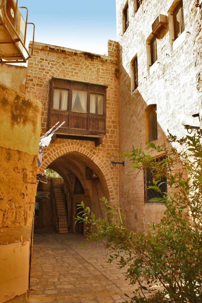 Künstlergasse Jaffa