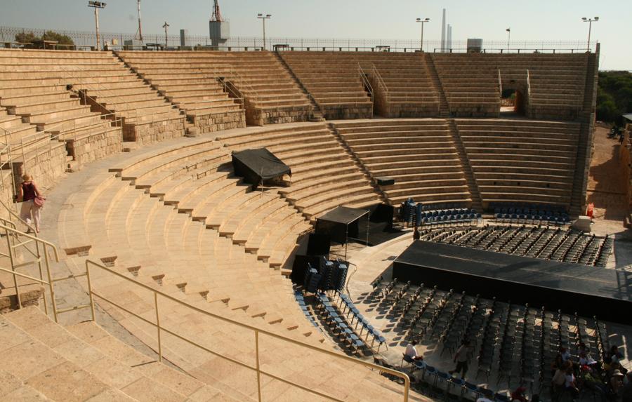 Amphitheater in Caesarea