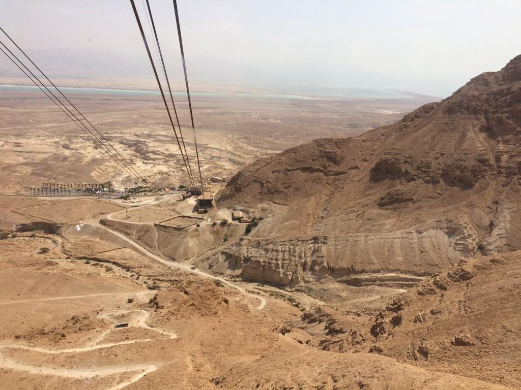 Seilbahn Masada