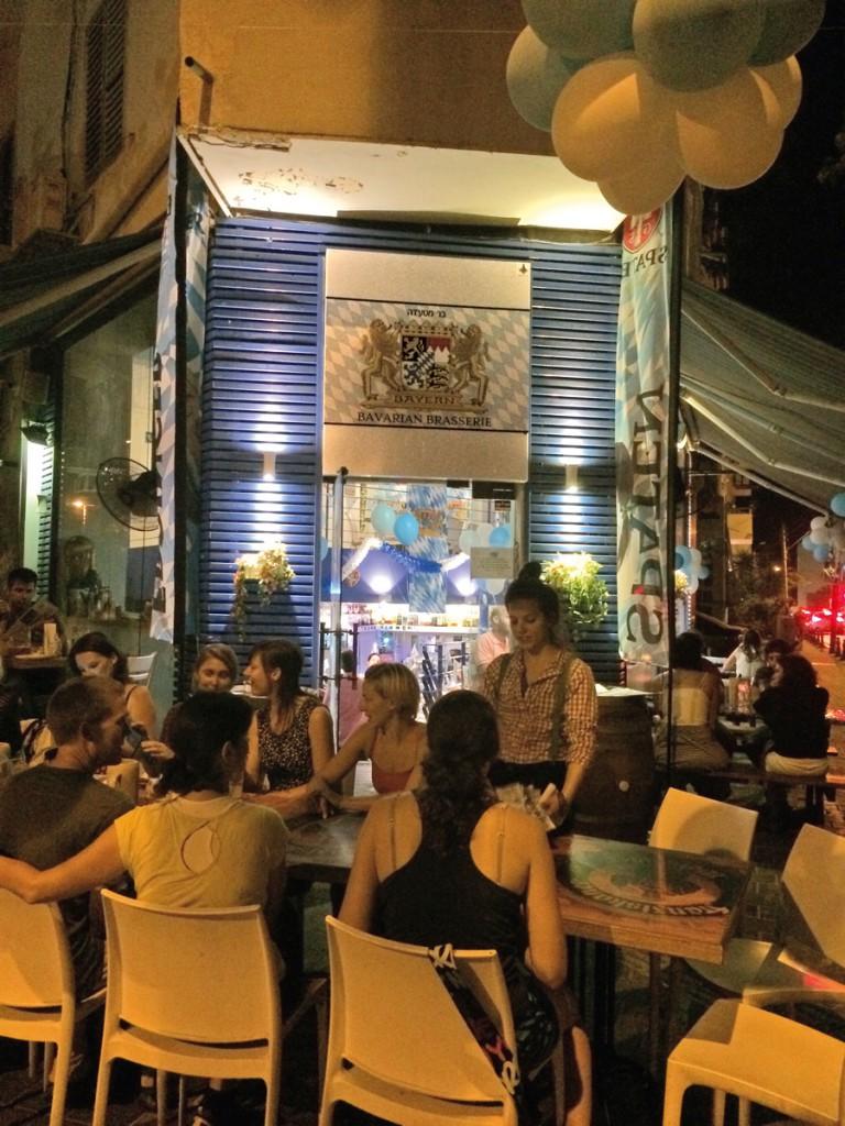 Bavarian Brasserie Tel Aviv