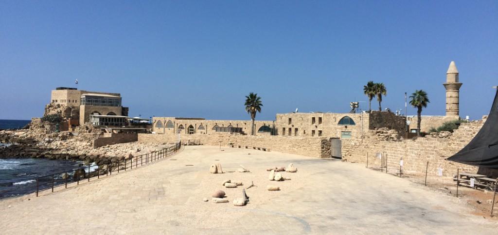 Nationalpark Caesarea, Israel
