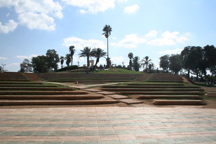 Amphitheater von Jaffa