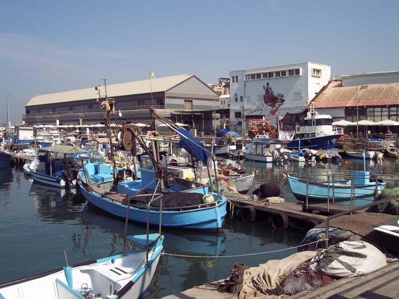 Hafen Jaffa