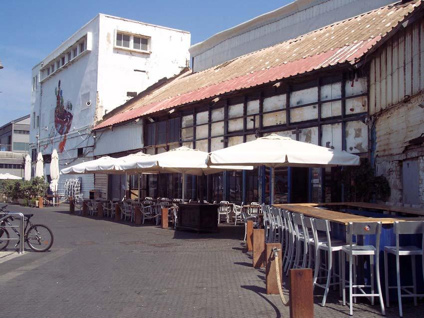 Hafenlokal Jaffa