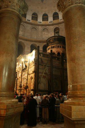 Grab Jesu in Jerusalem