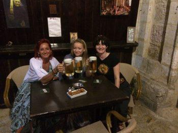 Getränk bei Versavee in Jerusalem